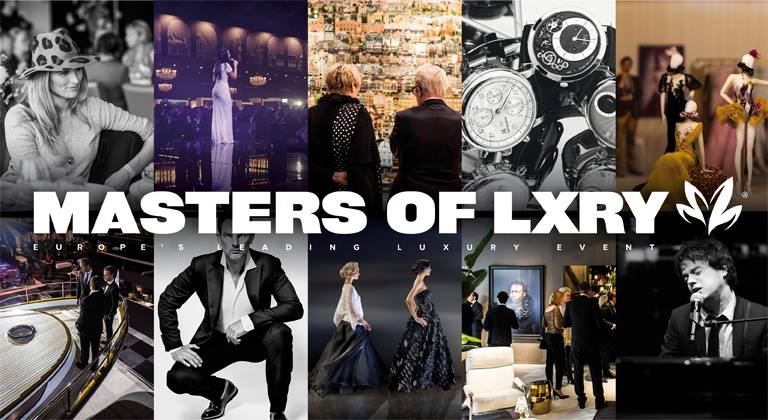 6-10 december: Masters of Luxury